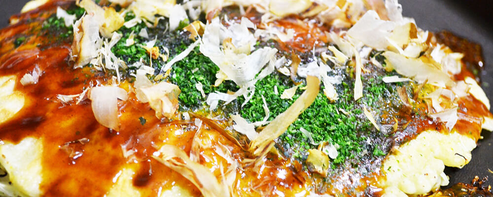 広島県のお好み焼き