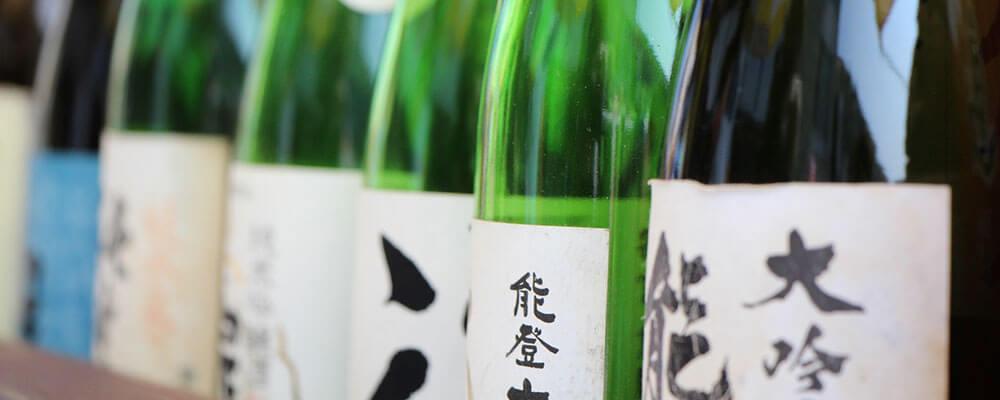 石川県・能登の酒