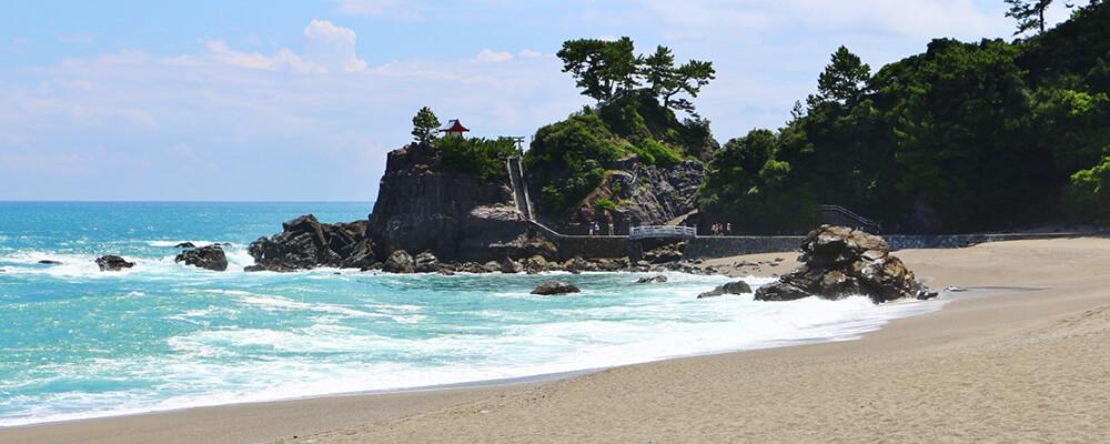 高知県・桂浜