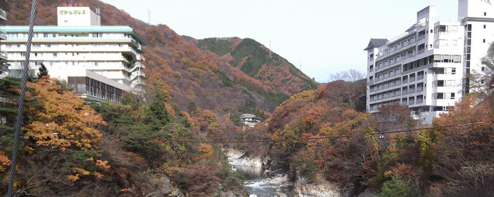 栃木・鬼怒川