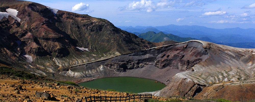 山形の蔵王山