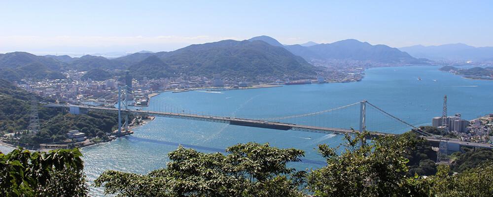 山口県・関門海峡